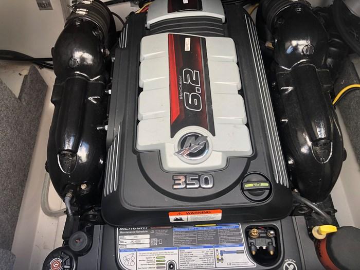 2017 Four Winns H260 Mercruiser 6.2L 51 Hours 350hp DTS Tandem ... Photo 24 of 24