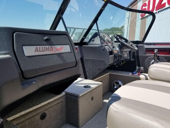 2020 Alumacraft Competitor 175 Sport PACKAGE Photo 10 sur 29