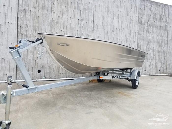 2021 Marlon Welded Utility Boat WV12S Photo 1 of 18