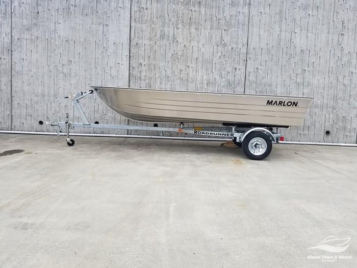 2021 Marlon Welded Utility Boat WV12S Photo 2 of 18