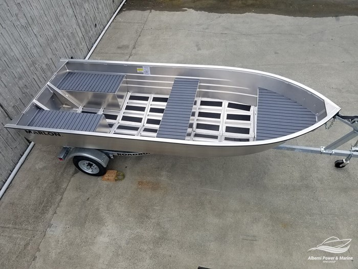 2021 Marlon Welded Utility Boat WV12S Photo 5 of 18