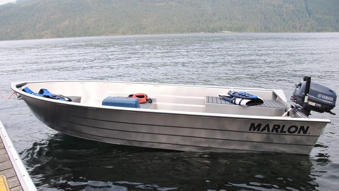 2021 Marlon Welded Utility Boat WV12S Photo 13 of 18