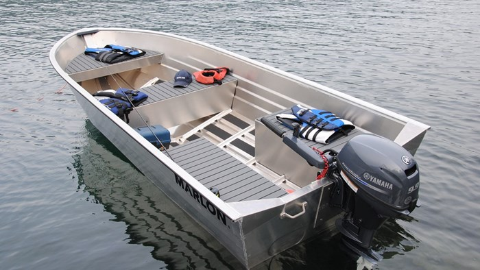 2021 Marlon Welded Utility Boat WV12S Photo 14 of 18