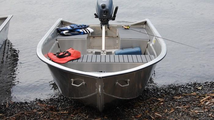 2021 Marlon Welded Utility Boat WV12S Photo 17 of 18