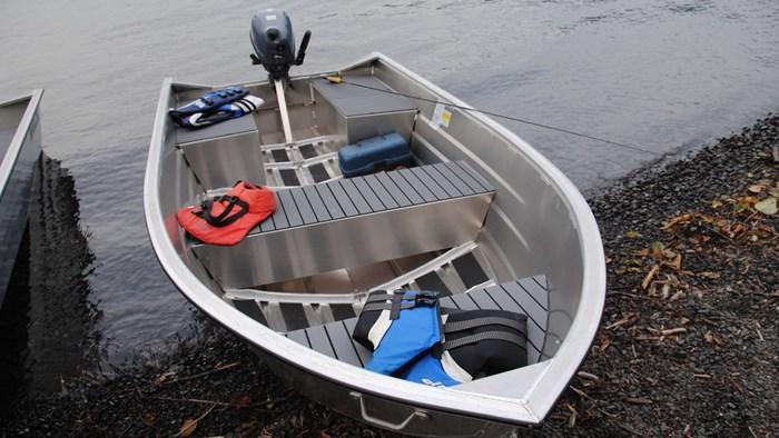 2021 Marlon Welded Utility Boat WV12S Photo 18 of 18