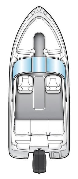 2021 Bayliner 170 Bowrider Photo 12 of 12