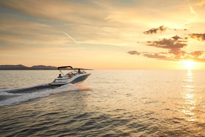 2021 Sea Ray SPX 210 Photo 9 sur 9