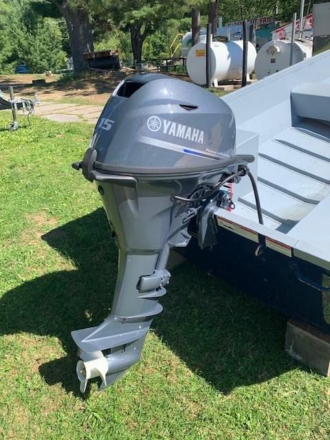 2019 G3 V16 XT with Yamaha F15 Photo 4 of 4