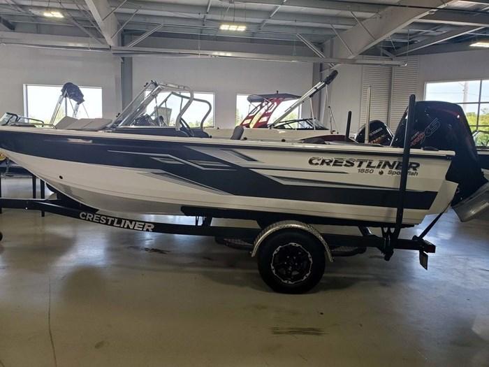 2019 Crestliner 1850 Sportfish SST Photo 1 sur 14