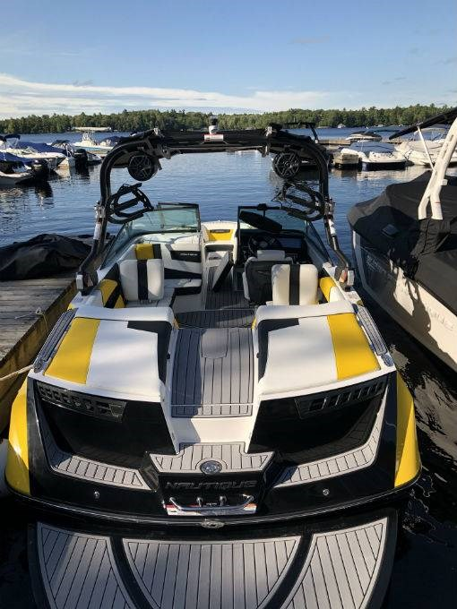 2019 NAUTIQUE SUPER AIR 210 Photo 2 of 5