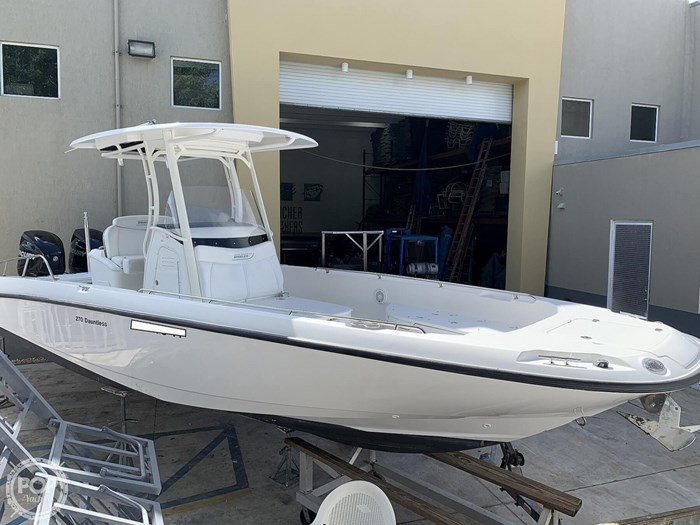 2013 Boston Whaler 270 Dauntless Photo 8 sur 20