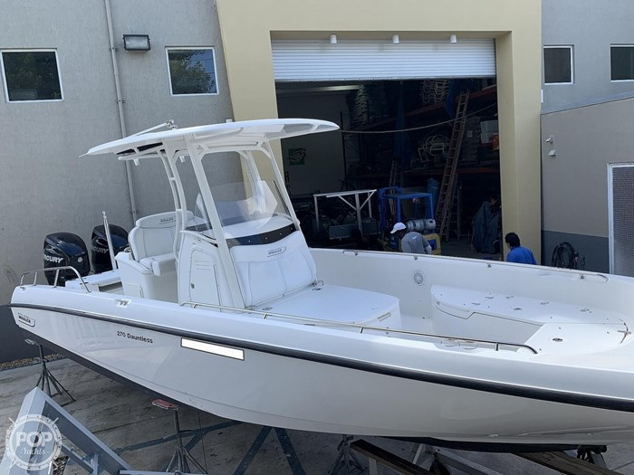 2013 Boston Whaler 270 Dauntless Photo 9 sur 20