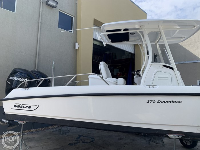 2013 Boston Whaler 270 Dauntless Photo 12 sur 20