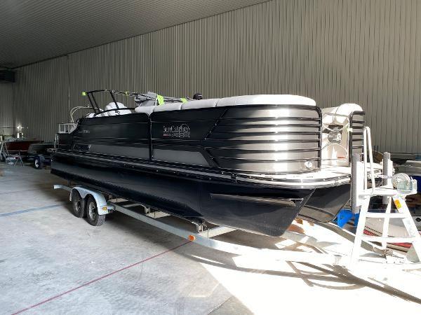 2018 SunCatcher Pontoons by G3 Boats 326SS Photo 1 sur 12
