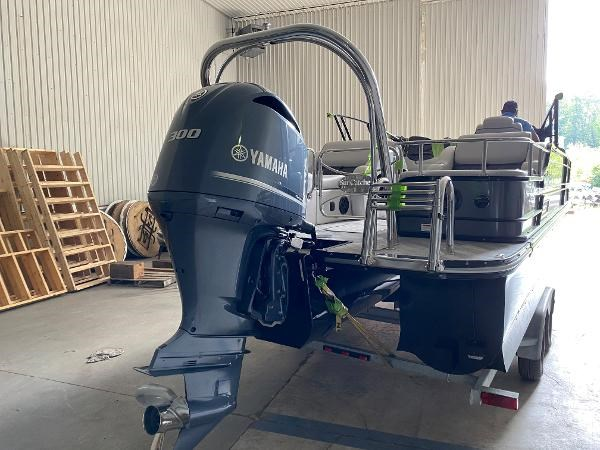 2018 SunCatcher Pontoons by G3 Boats 326SS Photo 3 sur 12