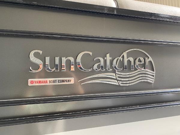 2018 SunCatcher Pontoons by G3 Boats 326SS Photo 4 sur 12