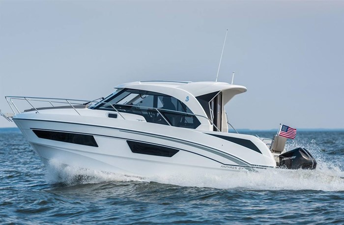 2021 Beneteau Antares 9 OB Photo 1 of 11