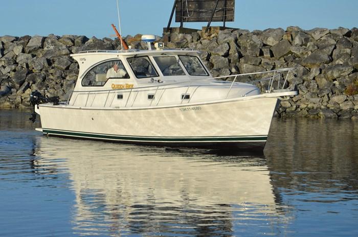 2000 Mainship 34 Pilot Sedan Hard Top Photo 17 sur 52