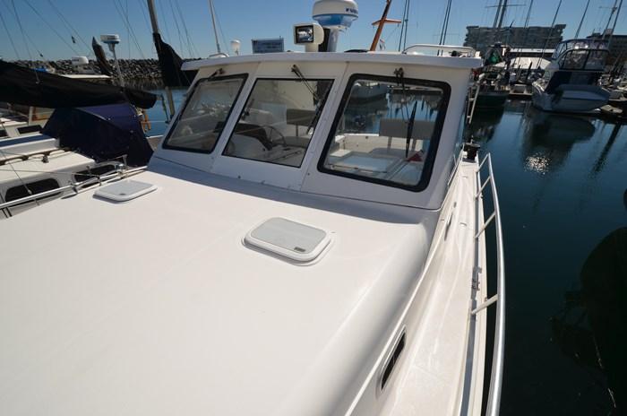 2000 Mainship 34 Pilot Sedan Hard Top Photo 21 sur 52