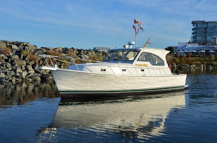 2000 Mainship 34 Pilot Sedan Hard Top Photo 51 sur 52