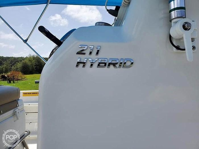 2019 NauticStar 211 Hybrid Photo 12 sur 20