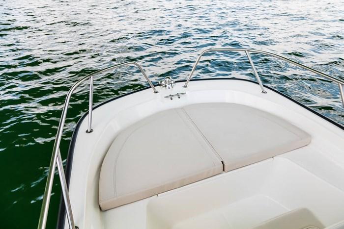 2021 Boston Whaler 150 Montauk Photo 9 sur 12