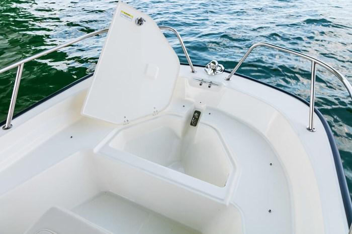 2021 Boston Whaler 150 Montauk Photo 10 sur 12