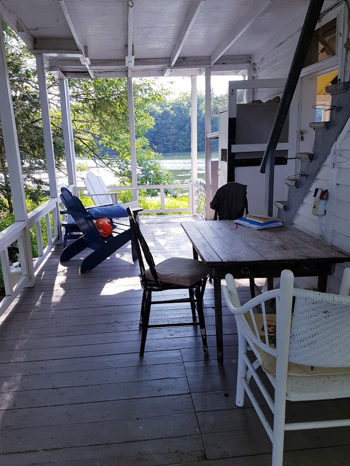 1913 1913 106′ x 21′ Historic Houseboat - Project boat Photo 9 of 39