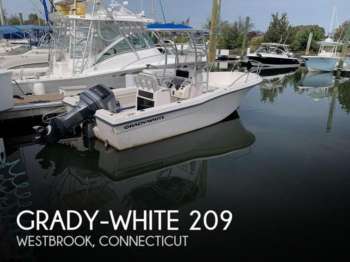 1997 Grady-White 209 Escape Photo 1 sur 20