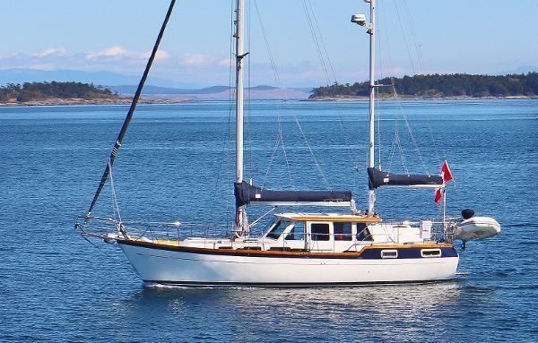 1991 Nauticat 38 Photo 1 of 40