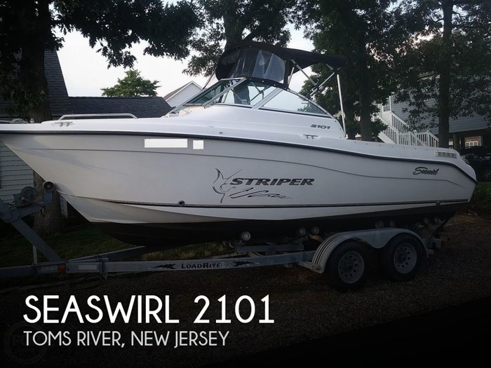 2003 Seaswirl Striper 2101 DC Photo 1 sur 21