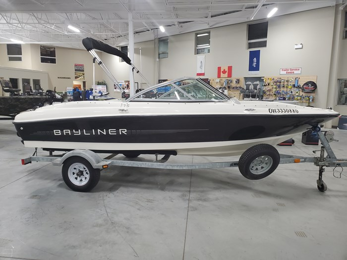 2011 Bayliner 175 Photo 1 sur 4