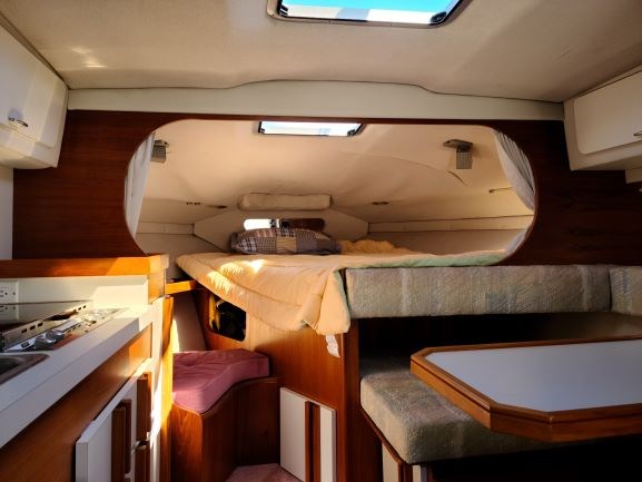 1990 Cruisers Yachts 2660 Vee Sport Photo 6 of 11