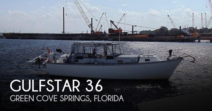 1971 Gulfstar 36 Motorsailor TC Photo 1 sur 20