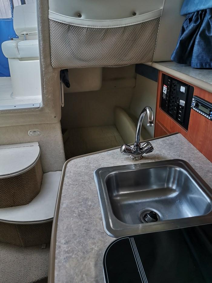 2007 Bayliner 245Sb Photo 3 of 11