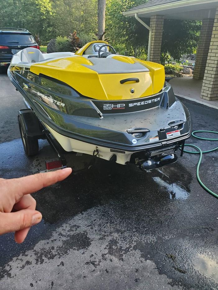 2007 Sea-Doo Speedster 150 Photo 5 of 7