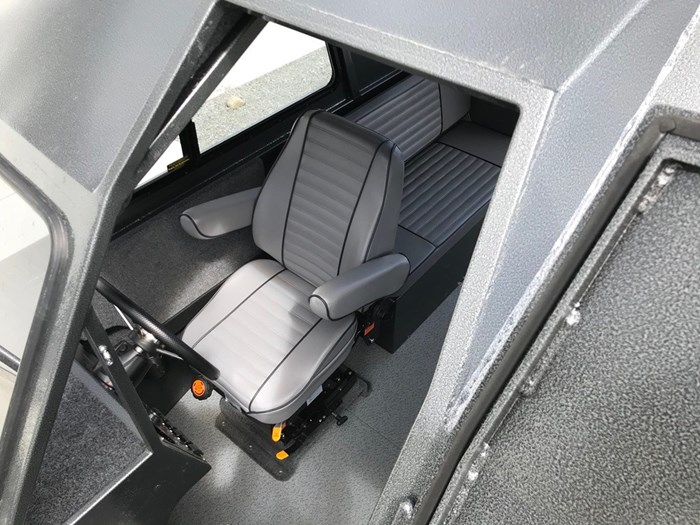 """2018 Rogue Jet Boatworks Coastal 23 HT Outboard Model - Grizzly"""" Photo 45 sur 46"""