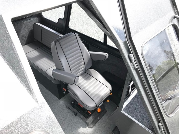 """2018 Rogue Jet Boatworks Coastal 23 HT Outboard Model - Grizzly"""" Photo 46 sur 46"""