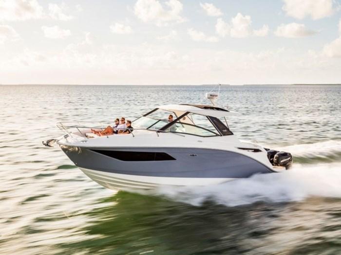 2020 Sea Ray Sundancer 320 Outboard Photo 1 sur 27