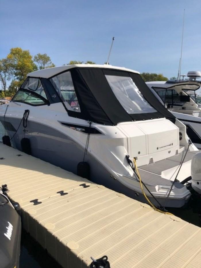 2020 Sea Ray Sundancer 320 Outboard Photo 2 sur 27