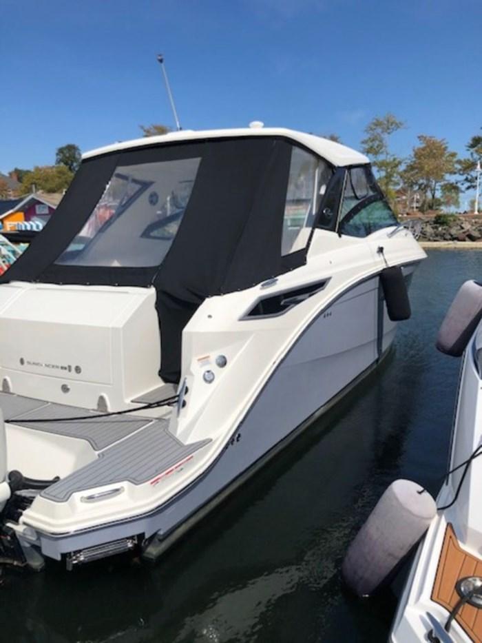 2020 Sea Ray Sundancer 320 Outboard Photo 5 sur 27