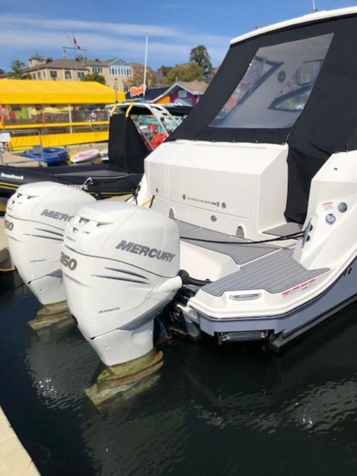 2020 Sea Ray Sundancer 320 Outboard Photo 25 sur 27