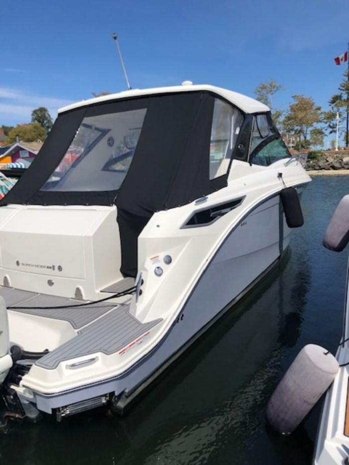 2020 Sea Ray Sundancer 320 Outboard Photo 26 sur 27