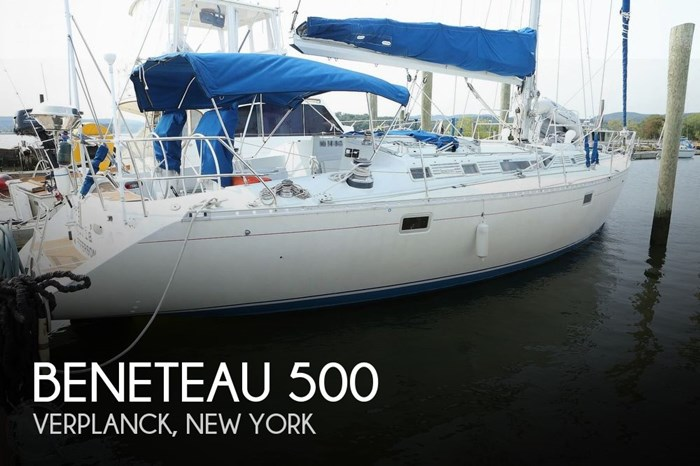 1991 Beneteau Oceanis 500 Photo 1 sur 20