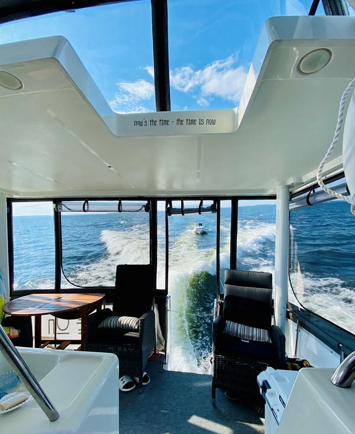 1992 Silverton 34 Aft Cabin Motor Yacht Photo 2 of 25