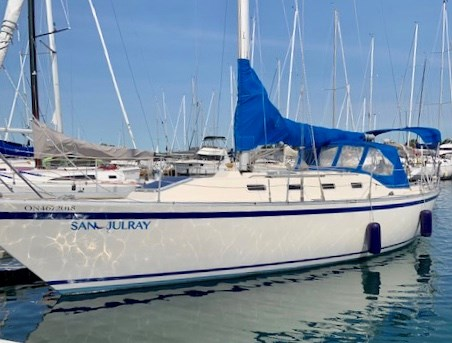 1979 CS Yachts 36 Traditional Photo 1 sur 28