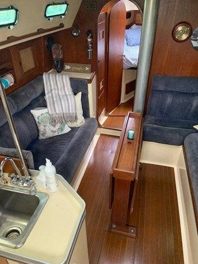 1979 CS Yachts 36 Traditional Photo 3 sur 28