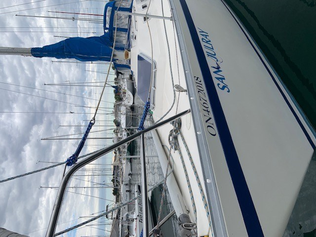 1979 CS Yachts 36 Traditional Photo 7 sur 28