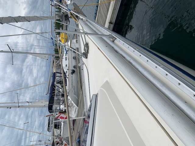1979 CS Yachts 36 Traditional Photo 12 sur 28