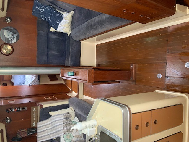 1979 CS Yachts 36 Traditional Photo 14 sur 28